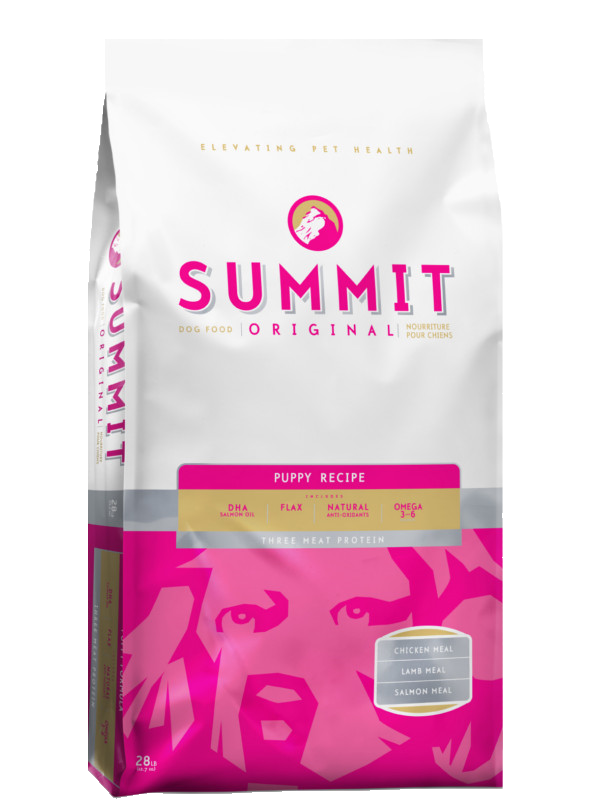 summit-holistic-original-three-meat-puppy-recipe