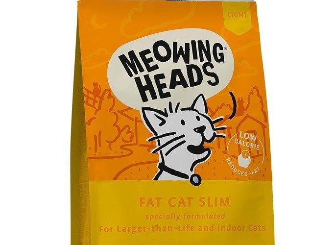 """Barking Heads для кошек с избыточным весом с курицей и лососем """"Худеющий толстячок"""""""