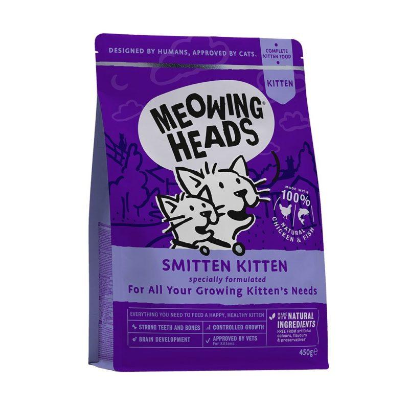 """Barking Heads для котят, с курицей и рисом """"Восторженный котенок"""""""