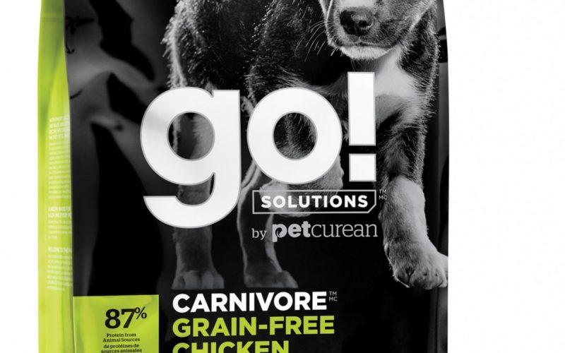 GO! беззерновой для Щенков всех пород 4 вида мяса: Индейка, Курица, Лосось, Утка