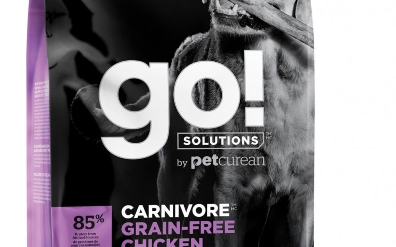 GO! беззерновой для пожилых собак всех пород 4 вида мяса: Индейка, Курица, Лосось, Утка