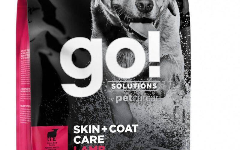 GO! для щенков и собак, со свежим ягненком