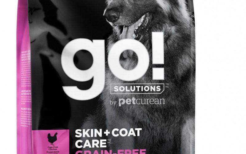 GO! беззерновой для собак всех возрастов с цельной курицей