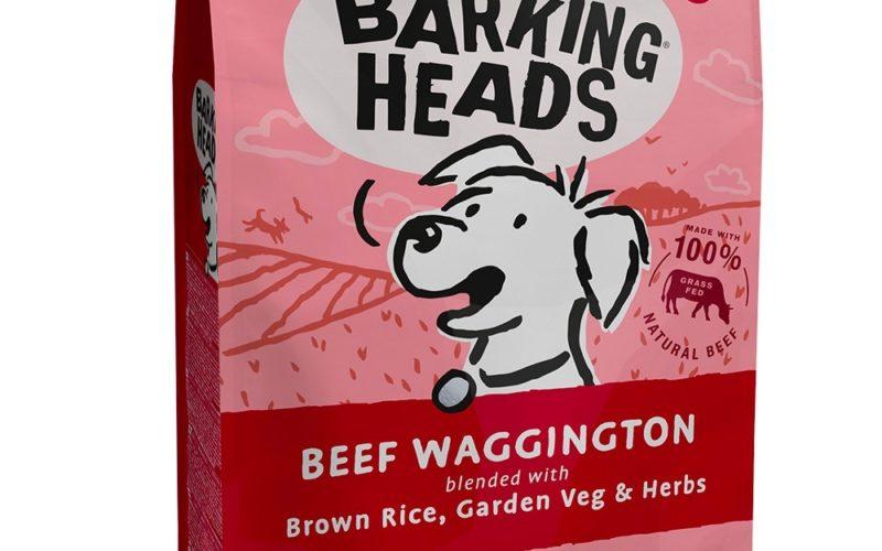"""Barking Heads для собак, с говядиной и бурым рисом """"Вуф-строганов"""""""